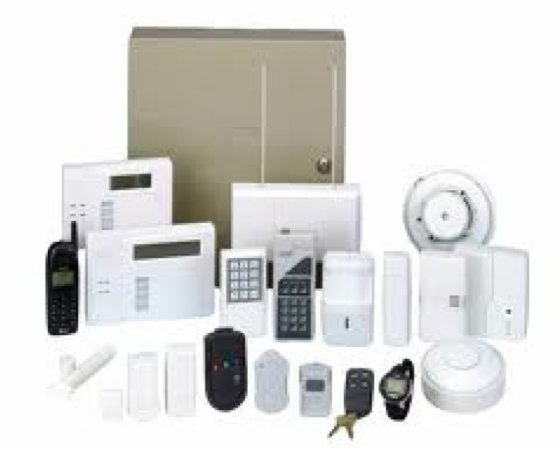 Alarm System Security Denetim Delhi
