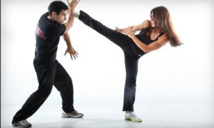 Female Defense techniques