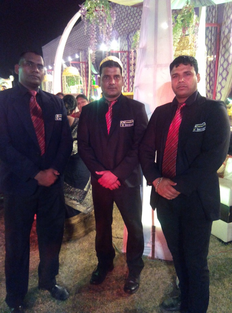 Bouncers for marriage security Delhi