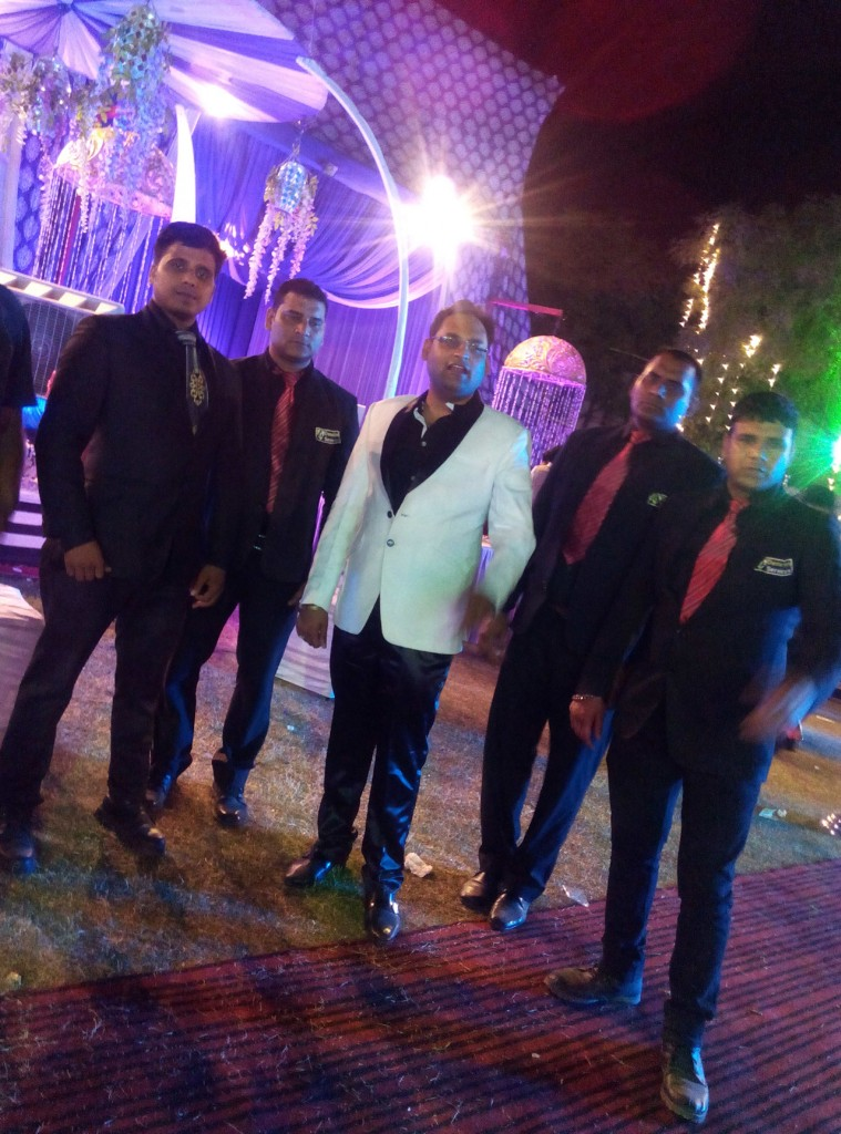 Event Bouncers hire