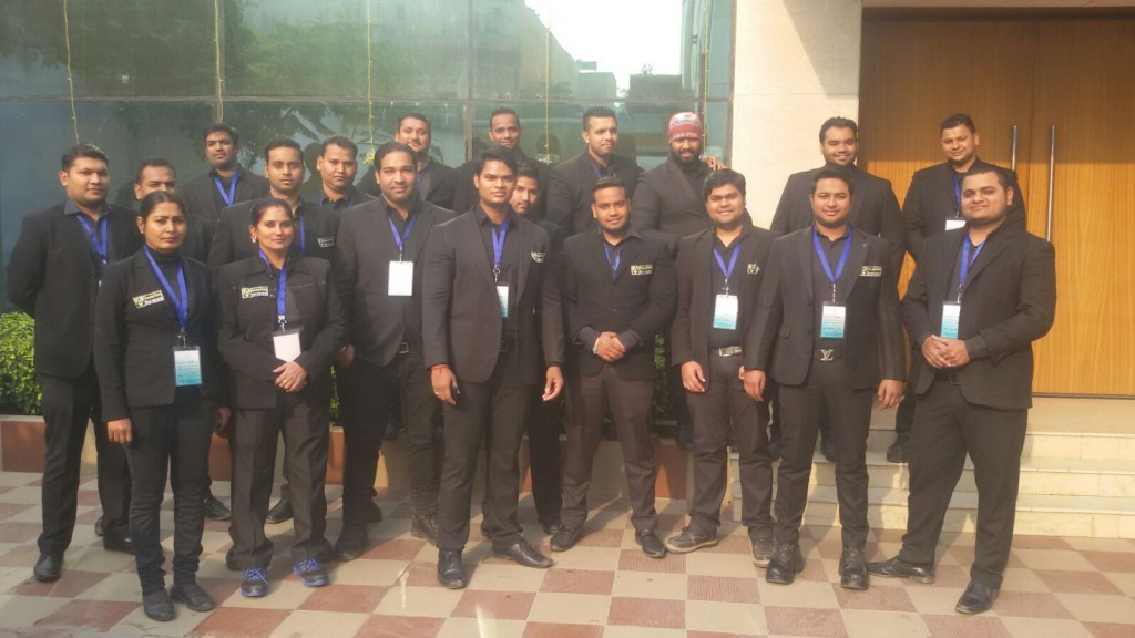 Bouncer Team for Event Security India