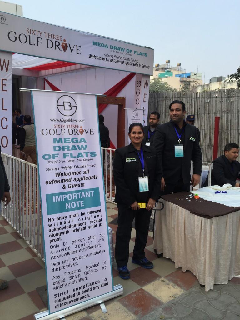 Female Bouncers in Gurgaon
