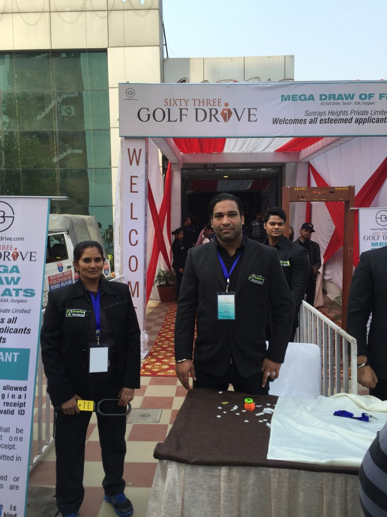 Male and Female Bouncers for event NCR of Delhi gurgaon