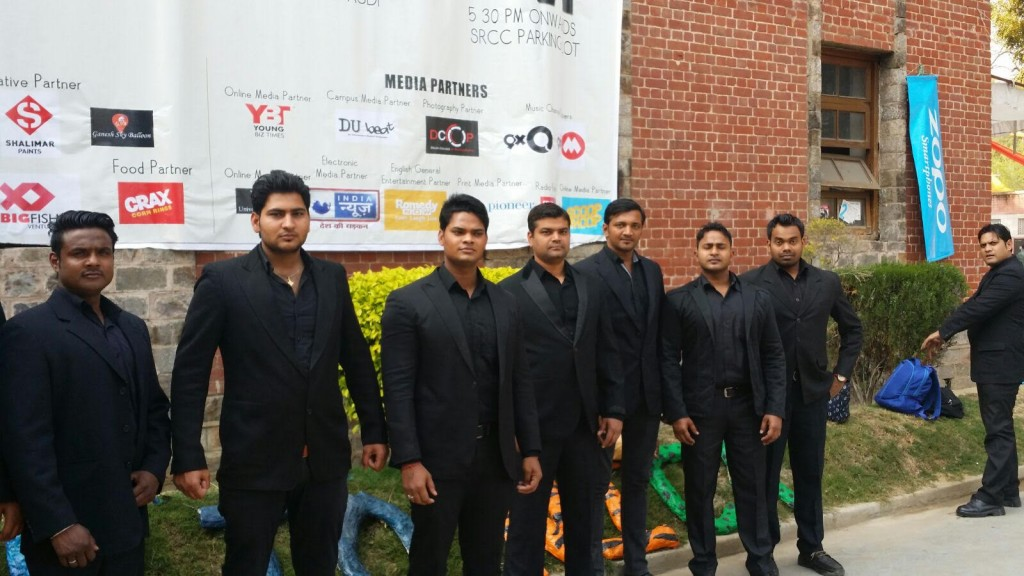 Best Bouncers for event in Delhi