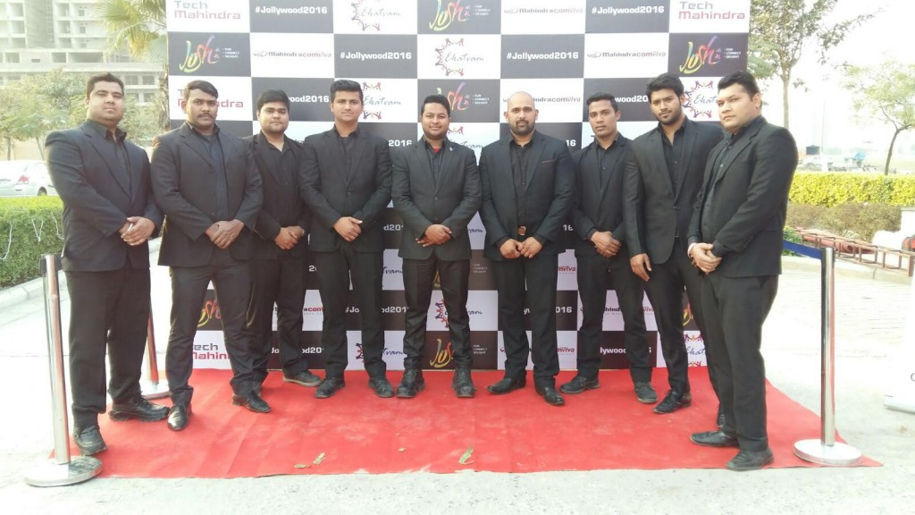 Bouncer Team in Noida Delhi NCR for professional event
