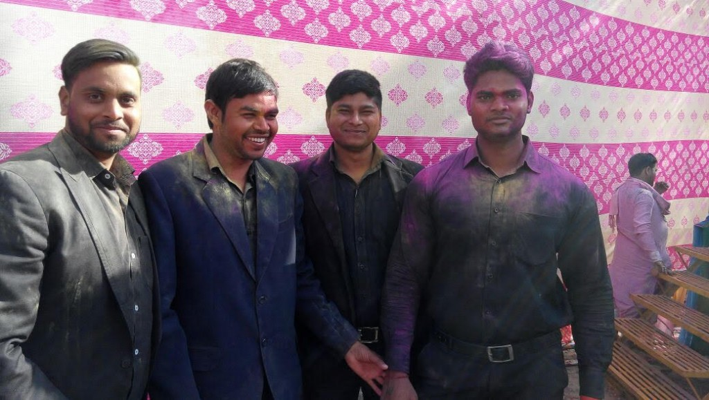 Bouncers hired for event on Holi