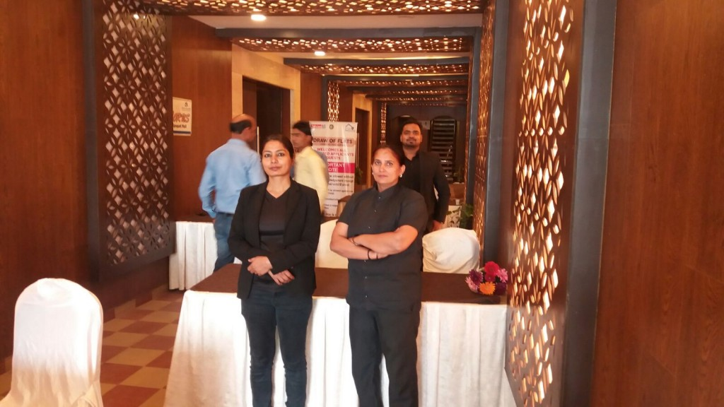 Female Bouncers for duty at event in Gurgaon, Haryana