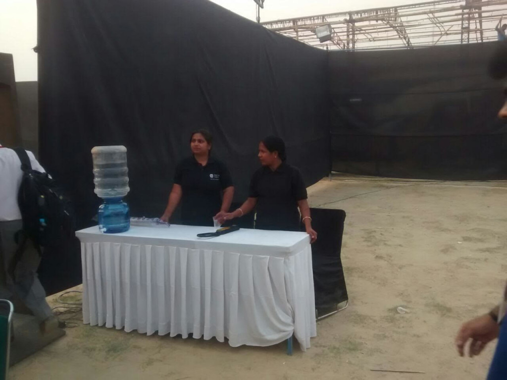 Female Bouncers for event security