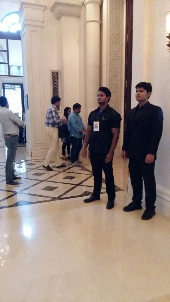 Best Bouncers Bodyguards Celebrity Duty In India