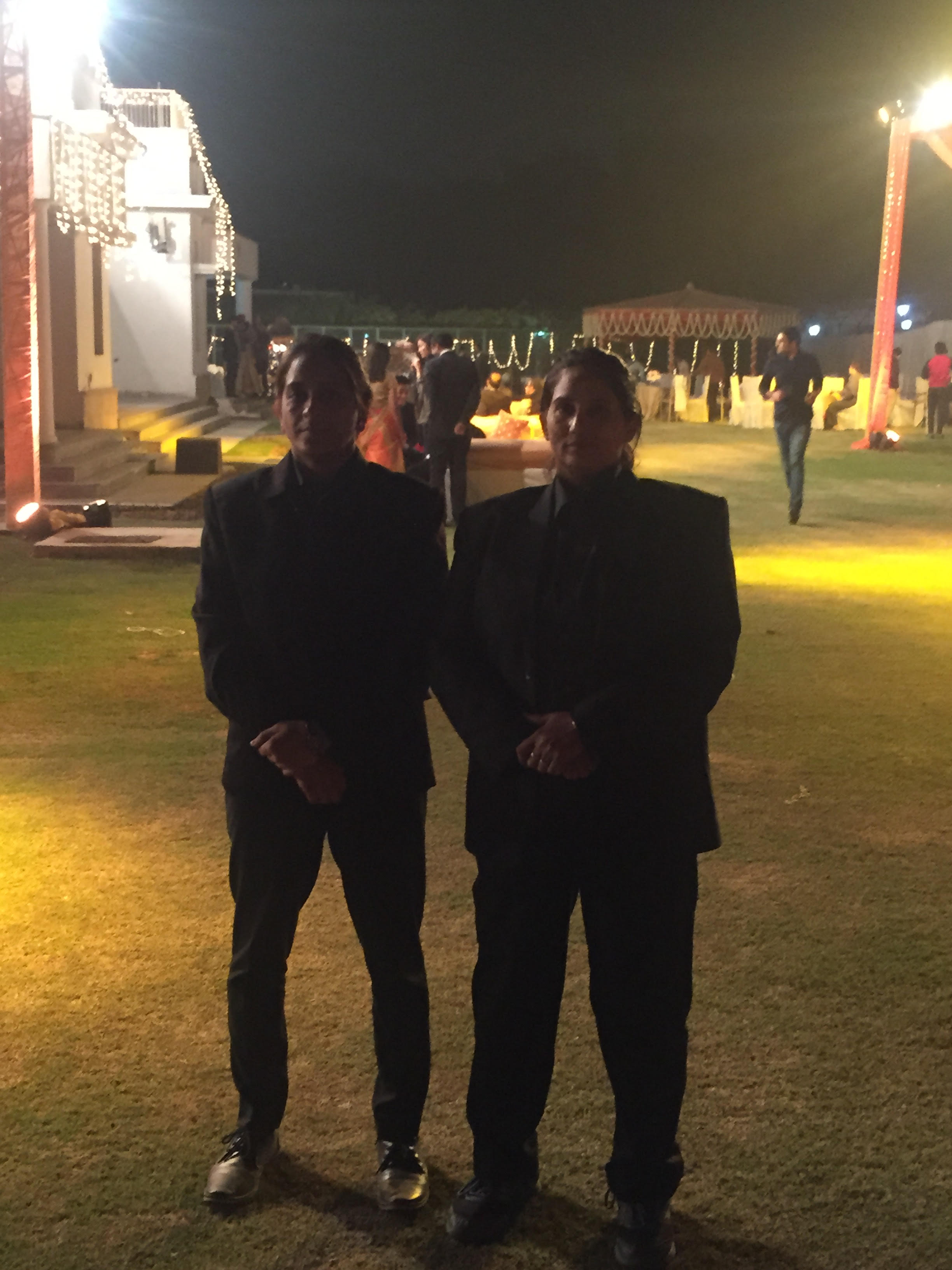 Armed And Unarmed Event Security Denetim Services