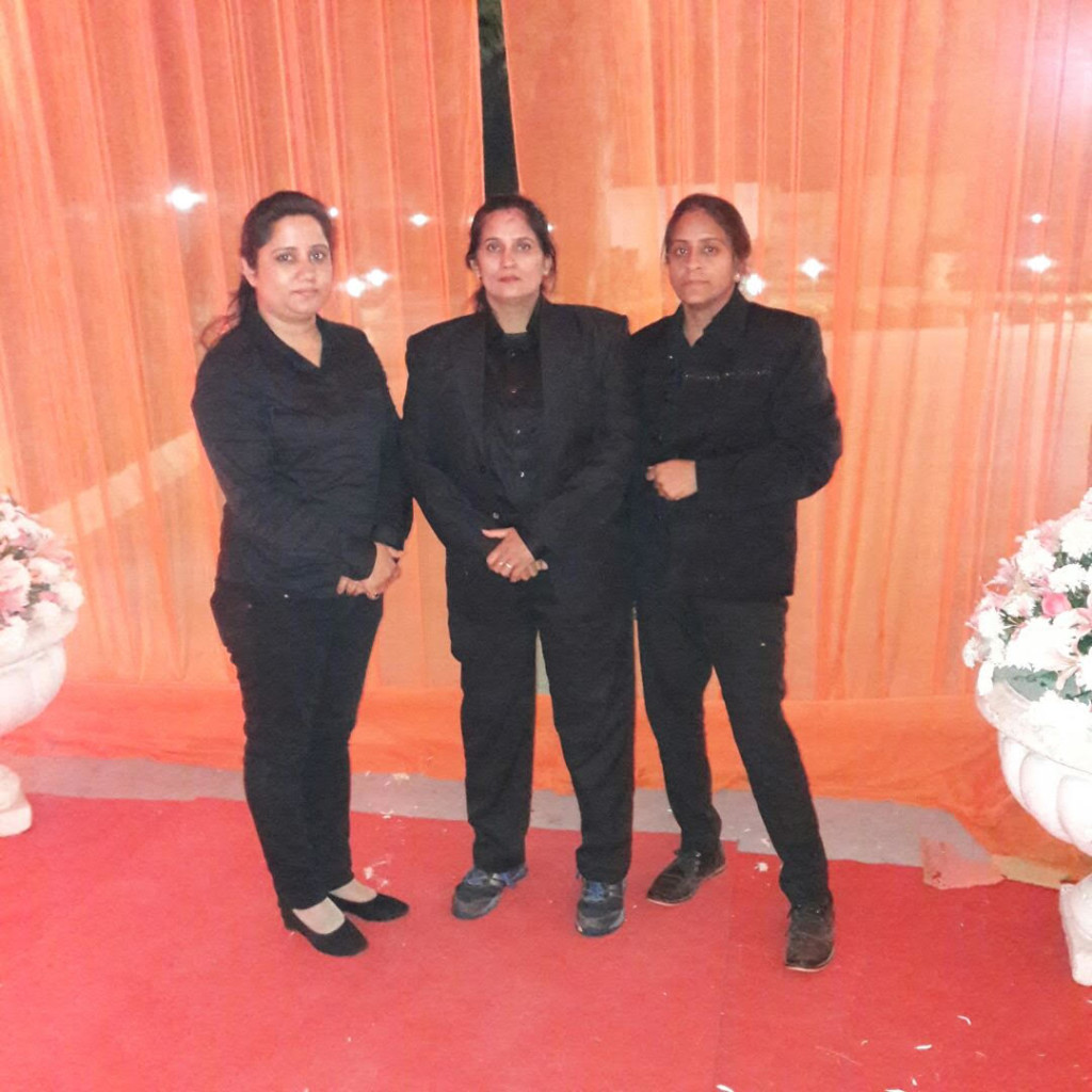 Lady Security - Female Bouncers for event security