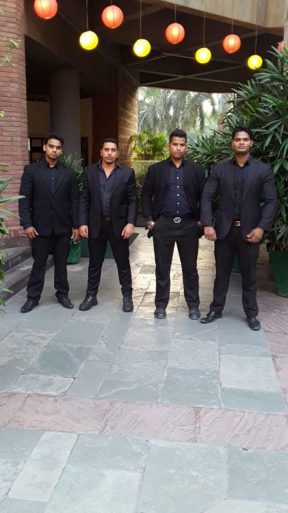 Best Luxury Event trained bouncers in India