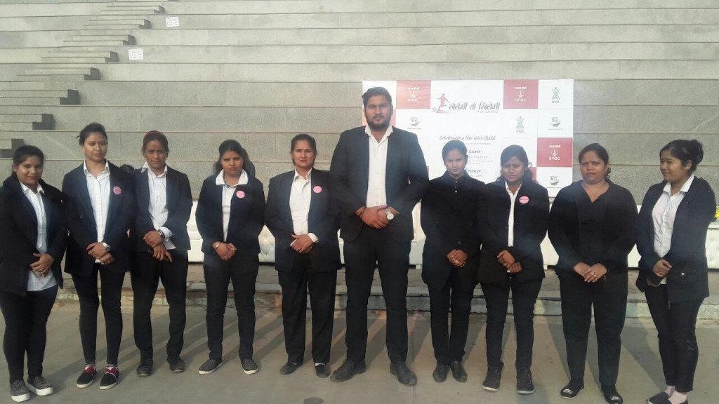 Female Security Team for Event Security