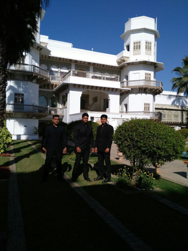 Best Bodyguards for events in India