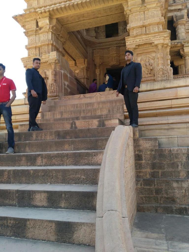 Bodyguard Bouncers duty in Gwalior