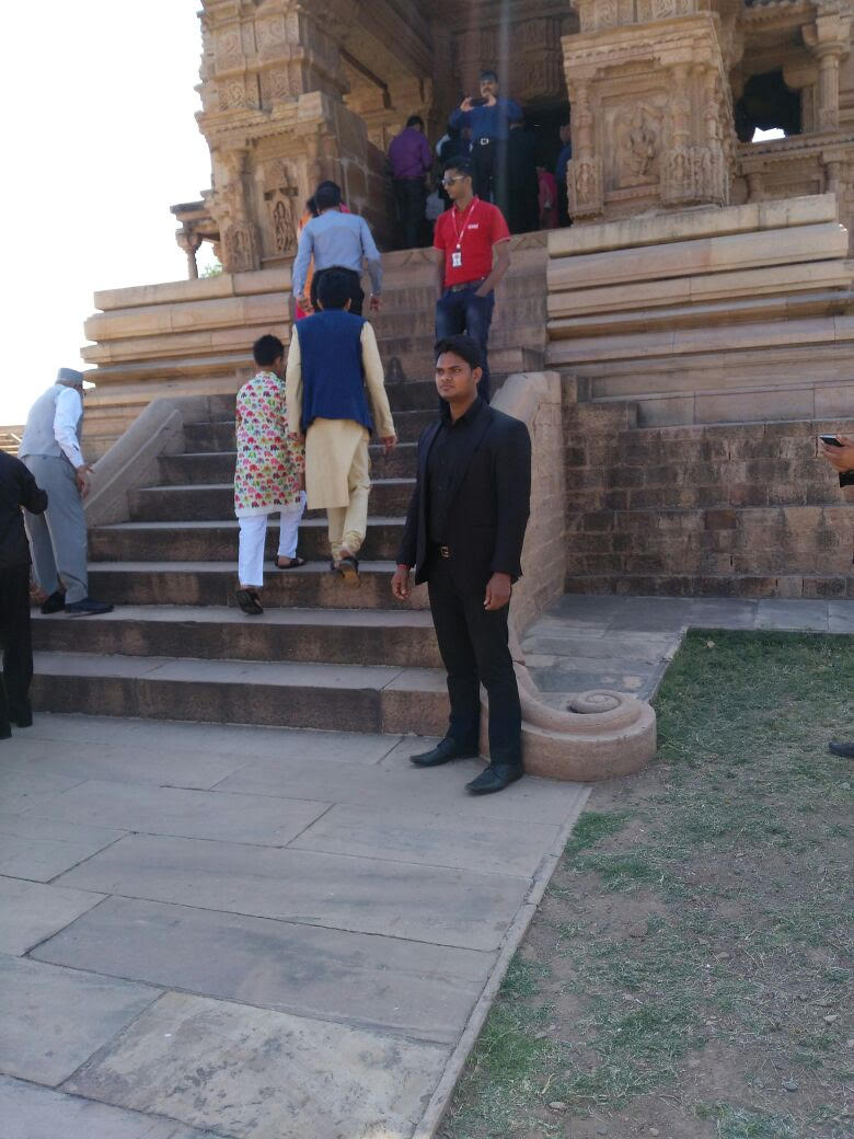 Bodyguard Bouncer For Marriage Reception Held In Gwalior