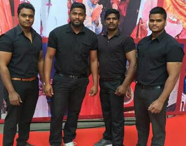 Bouncers in Maharastra