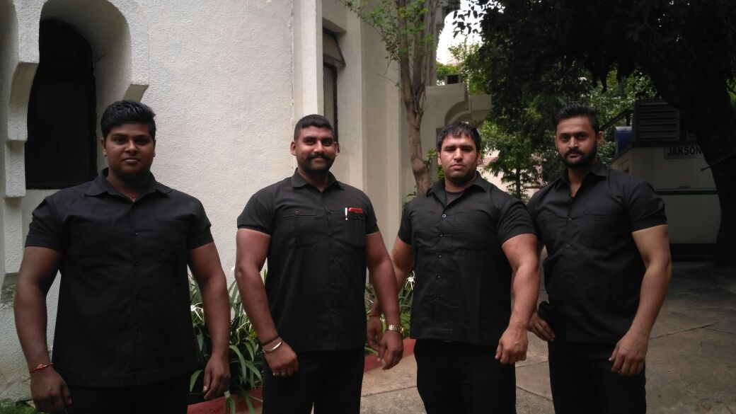 Corporate Event Security