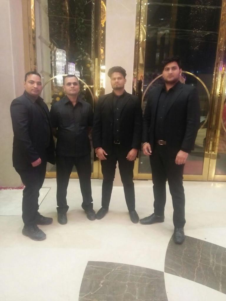 Best bodyguard hire delhi