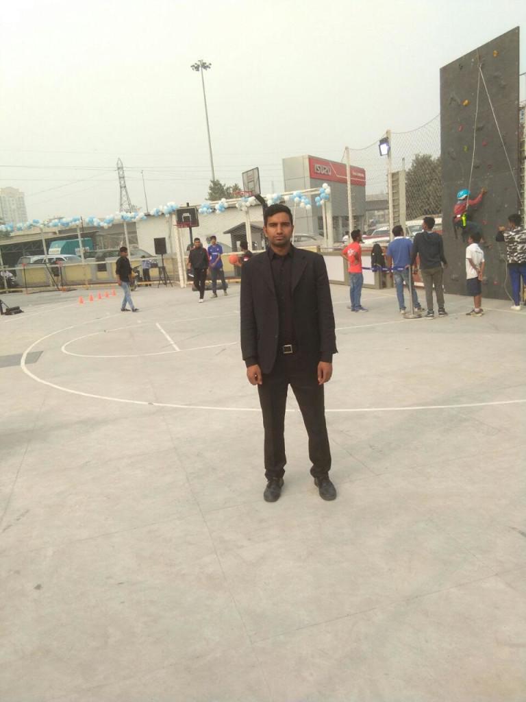Bodyguard Bouncer for sports event in gurugram