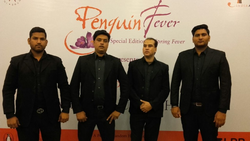 Event security India