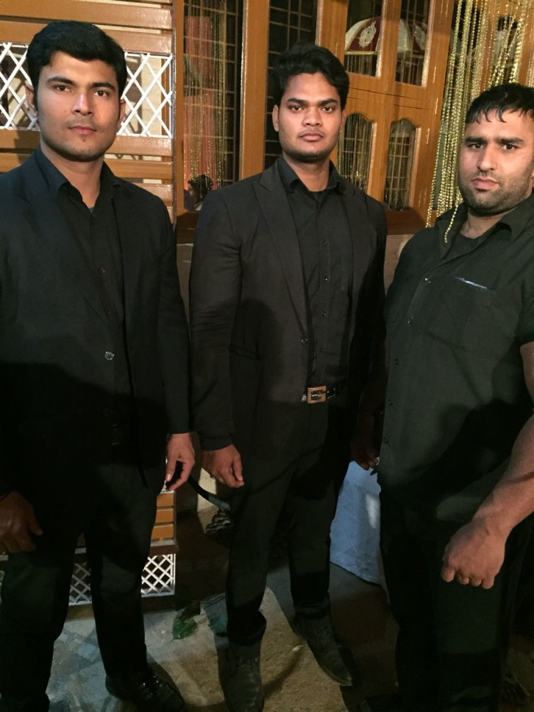 Best marriage event security