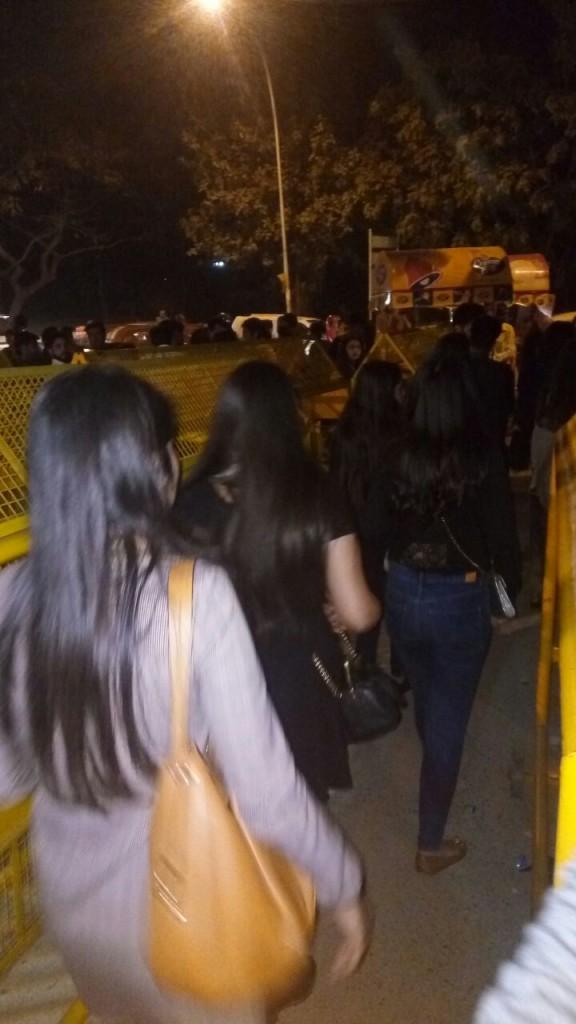 College Event Security Delhi