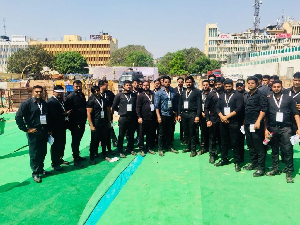 Best Bouncer Security in New Delhi