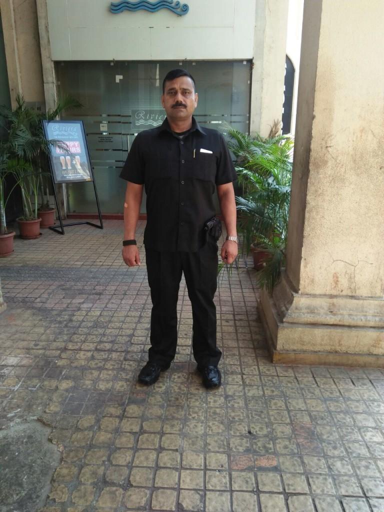 Armed Security Officer Mumbai