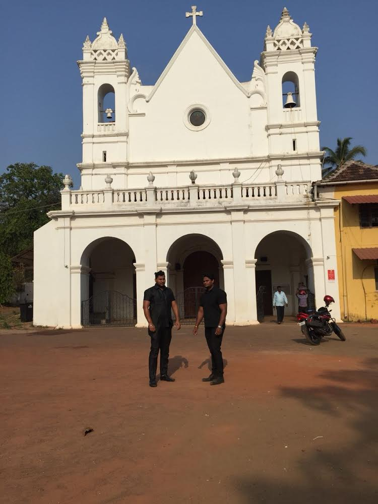 Best Bodyguards in Goa