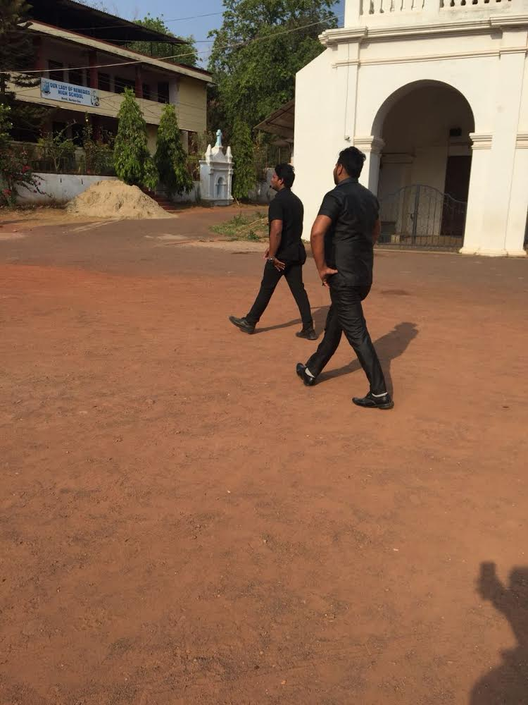 Trained Bodyguards for security in Goa