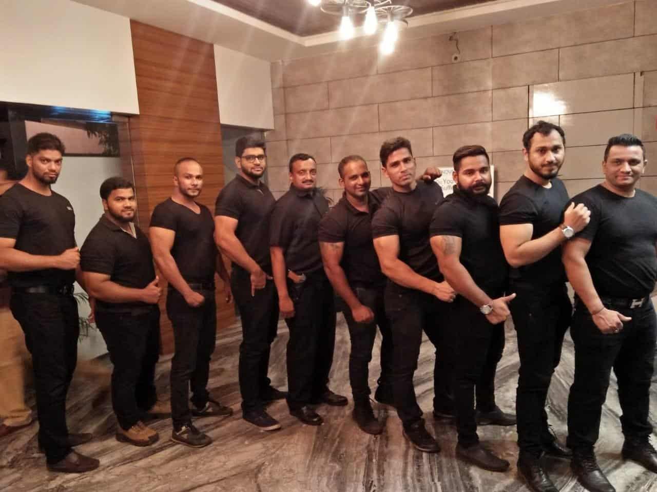 Bodyguard Bouncer for protection Mumbai | Denetim Services