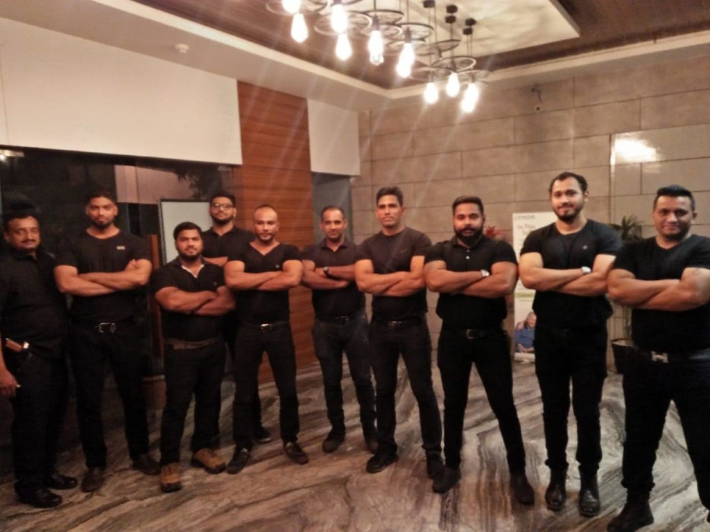 Mumbai Bodyguard Hire
