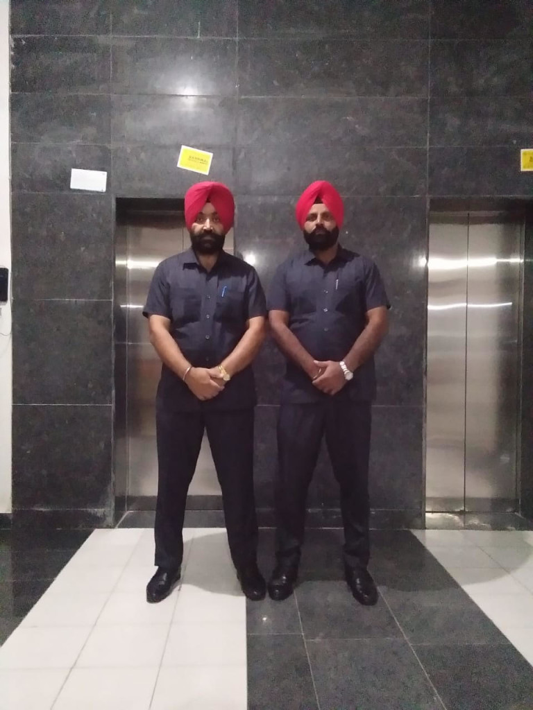 Armed Ex-servicemen from Punjab