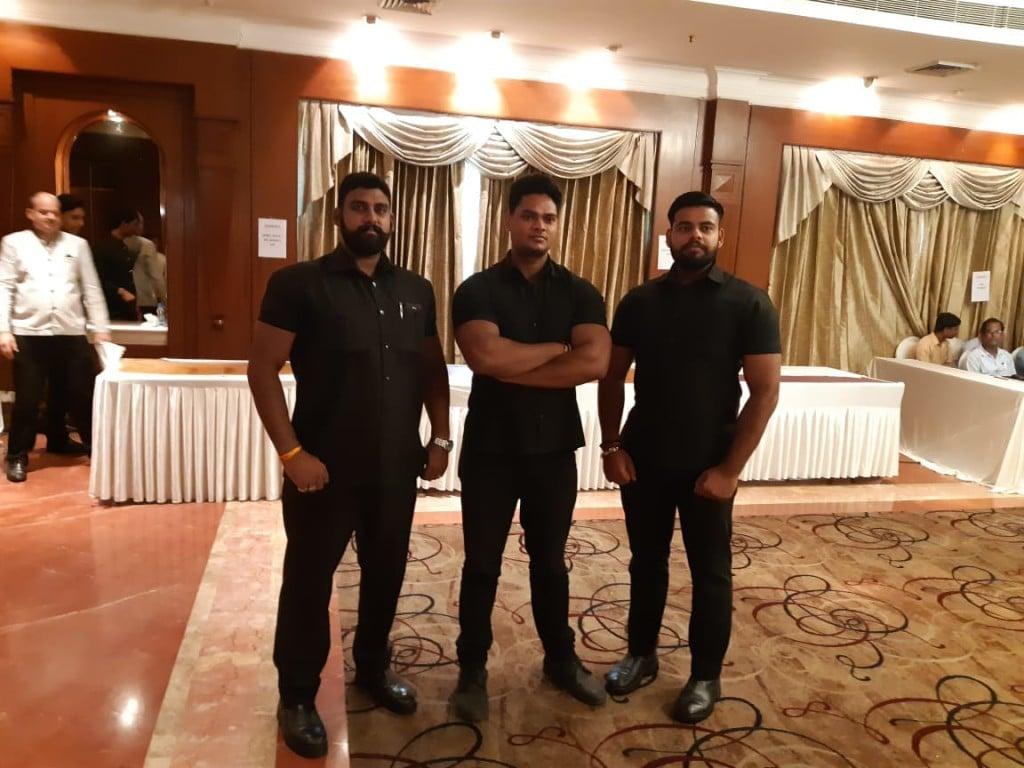 Best Bodyguard Bouncer Team Delhi