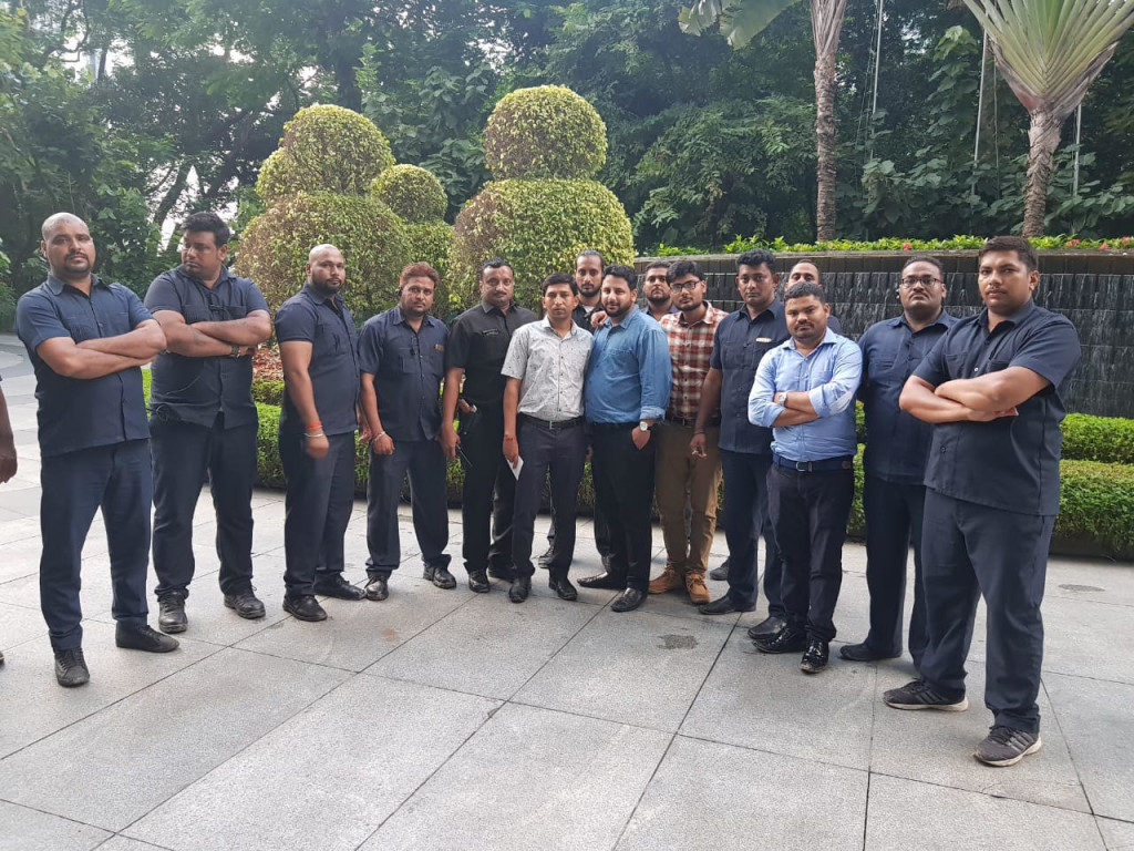 Bodyguard Bouncer Hire Mumbai