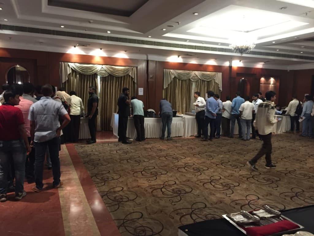 Corporate event security