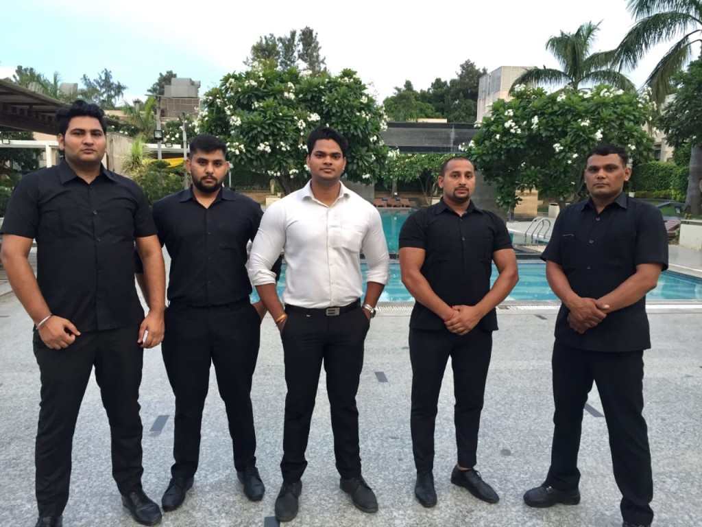 MArriage Security event bodyguard bouncer